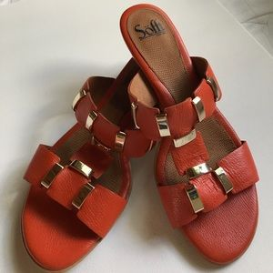 SOFFT Leather Sandals