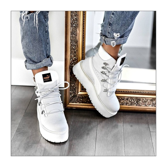 6c998dae9acd23 Puma X Fenty Rihanna Unisex Sneaker Boot