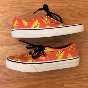 d97171296e Vans Shoes - Rare vans taco shoes