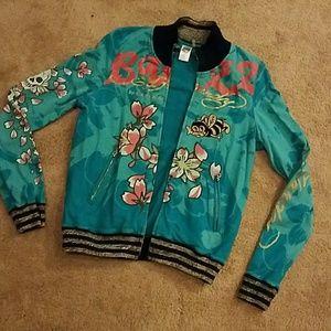 Ed Hardey bomber jacket
