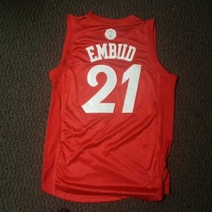 3f211f3f29c ... sweden adidas other joel embiid sixers christmas day jersey d846e e3b46