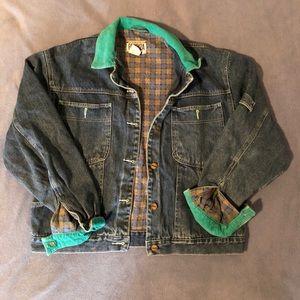 Retro Jean jacket