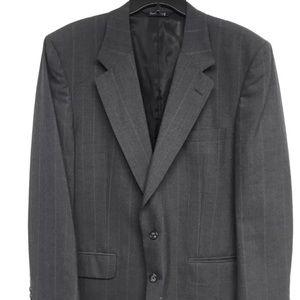 Burberry's Prorsum Suit Wool Men's Jacket Pants 44