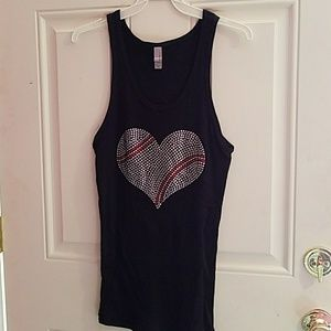Tops - New Baseball tank top