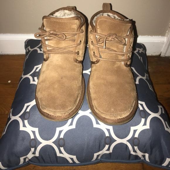 ugg australia children's neumel chukka boots
