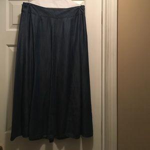 Beautiful Denim Skirt