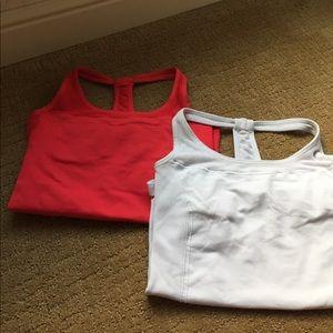 Women's workout Tank package