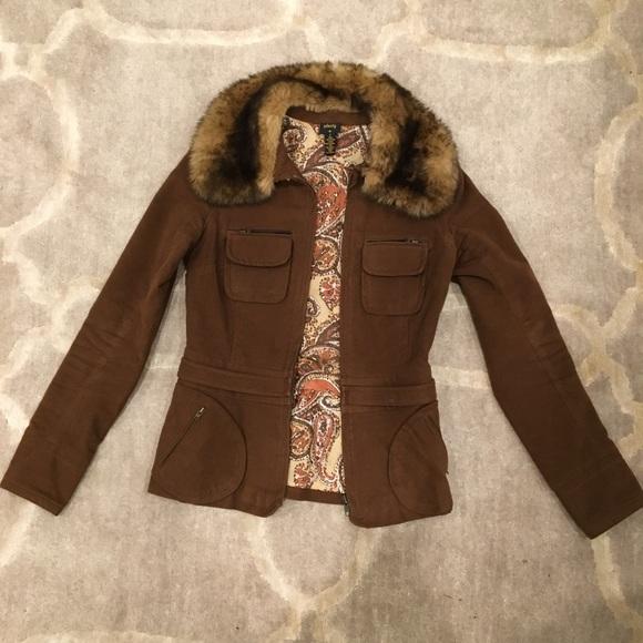 Plenty Jackets & Blazers - Plenty Brown Jacket