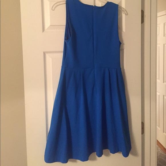 Cynthia Rowley Dresses - Sale! Royal Blue Fit & Flare Dress