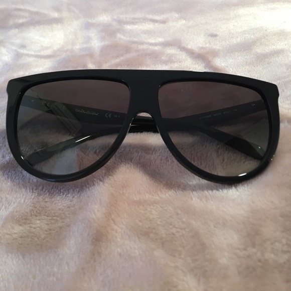 86a51446cf272 Celine thin shadow sunglasses in black