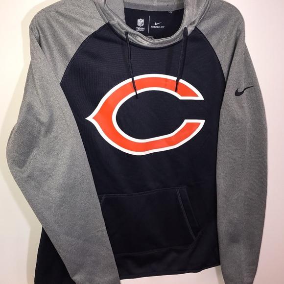 Women s Chicago Bears Nike Hoodie SZ-Med. M 59dc054a3c6f9fb01700130c ce2cbefda9