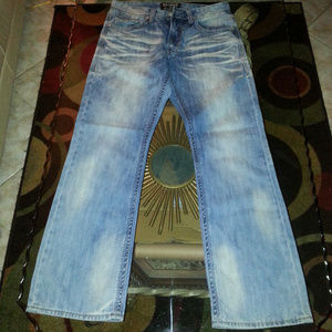 SALVAGE MENS JEANS