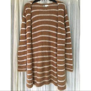 Volcom Fuzzy Knit Sweater