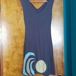 ORGANIC COTTON SYNERGY DRESS