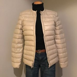 H&M Thin Premium Down Feather jacket!! With Tag!