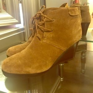 Via Spiga leather ankle boots