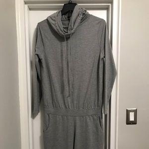 b585d757918 ASOS Pants - ASOS open back jumpsuit with hoodie