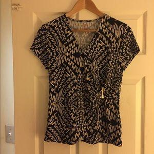 Bundle - Set of 2 Dressy Shirts - Size Medium