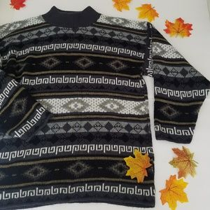CLEARANCE Vintage Oversized Sweater Size M