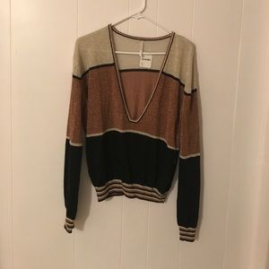 Free people Sparkle Sweater