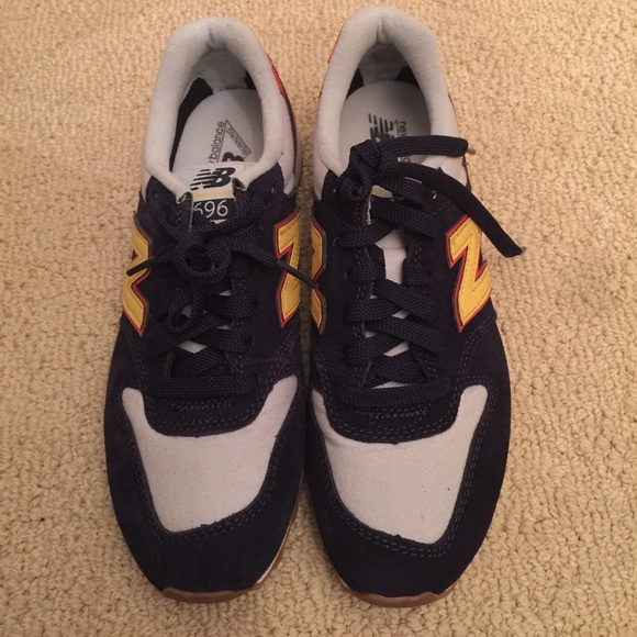 reputable site f9896 8de8a New Balance for J. Crew 696 Sneakers