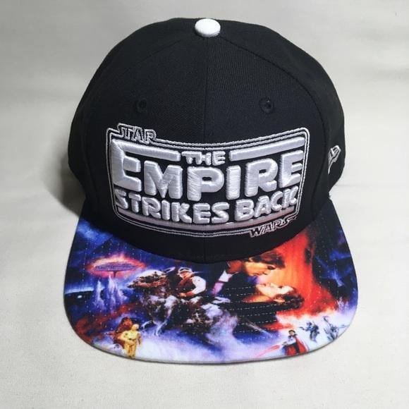 f68e083687a00 Star Wars Empire snapback hat