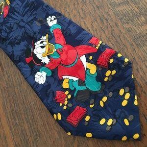 🆕 Disney | Scrooge McDuck Tie