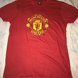 Other - Manchester United Cotton Tee