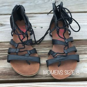 Shoes - Women's Gladiator Sandals