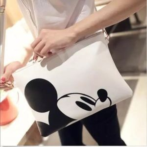 Handbags - Disney Vegan leather Mickey Mouse bag NEW