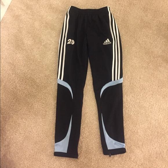 adidas pants youth large