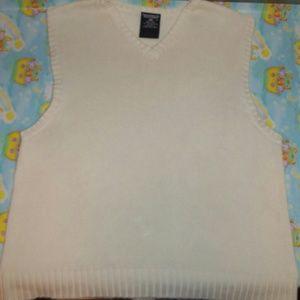 Polo Jeans Company Ralph Lauren White Vest!