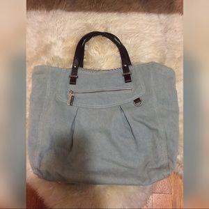 Zara Jean tote bag draw string travel beach