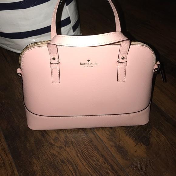 cb987cc75fa kate spade Bags   Light Pink Purse Authentic   Poshmark