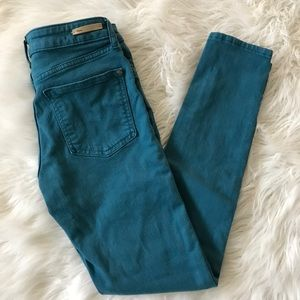Pilcro & The Letterpress Anthropologie Skinny Jean