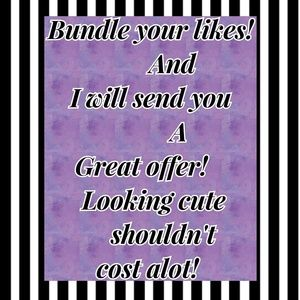 💞Bundle your likes💞