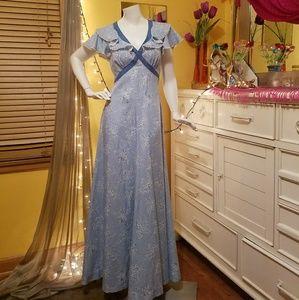 Boho Chic(True)Vintage late 60's dress!SALE