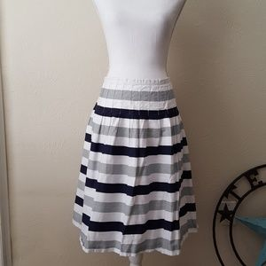 Bandolino Pleated Skirt