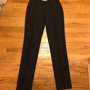 Tory Burch Black Wool Ankle Pants - Size 2