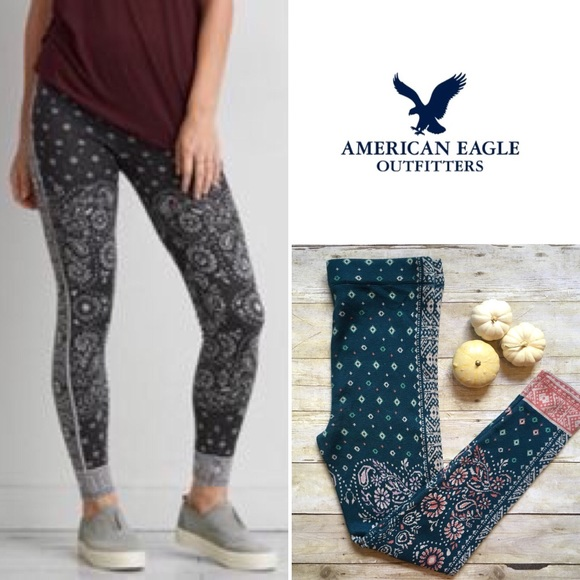 0915059420201 American Eagle Outfitters Pants - American Eagle Ahh-mazingly soft sweater  leggings