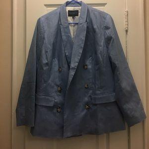 Eloquii blazer
