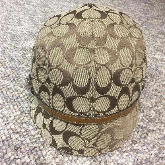 1070e563f8e Coach Accessories - Coach Derby hat