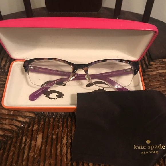b5a11fba3a kate spade Accessories - Kate Spade Marika Reading Glasses