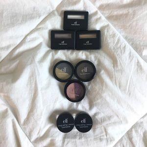E.L.F eyeshadow bundle (8)