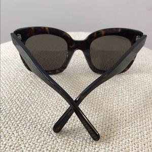 5ed7d03b5df7 Celine Accessories - Celine Sunglasses CL 41385 Dark Havana
