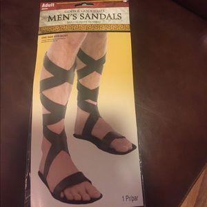 Accessories - Men's roman sandals