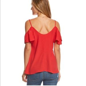 eb75a0f0af938a Lucy Love Tops - Lucy Love Up All Night Hollie Top. Cold shoulder