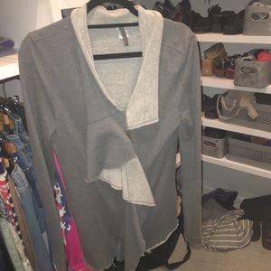 XCVI sweatshirt jacket