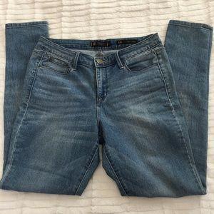 Kardashian Kollection Curvy Skinny Jeans Size 12