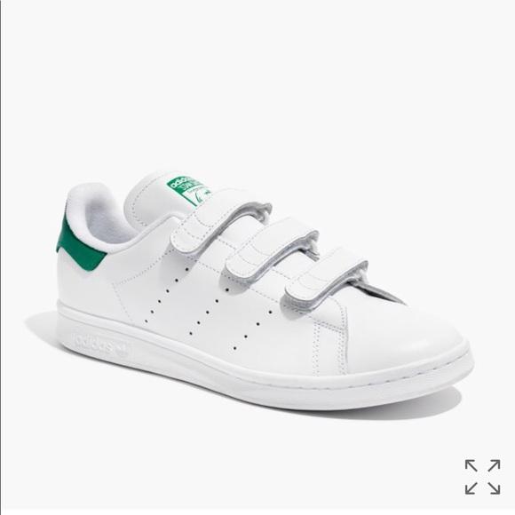 Le Adidas Raro Stan Smith Scarpe da Ginnastica Col Velcro Poshmark